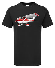 Load image into Gallery viewer, Cessna Cartoon T-Shirt