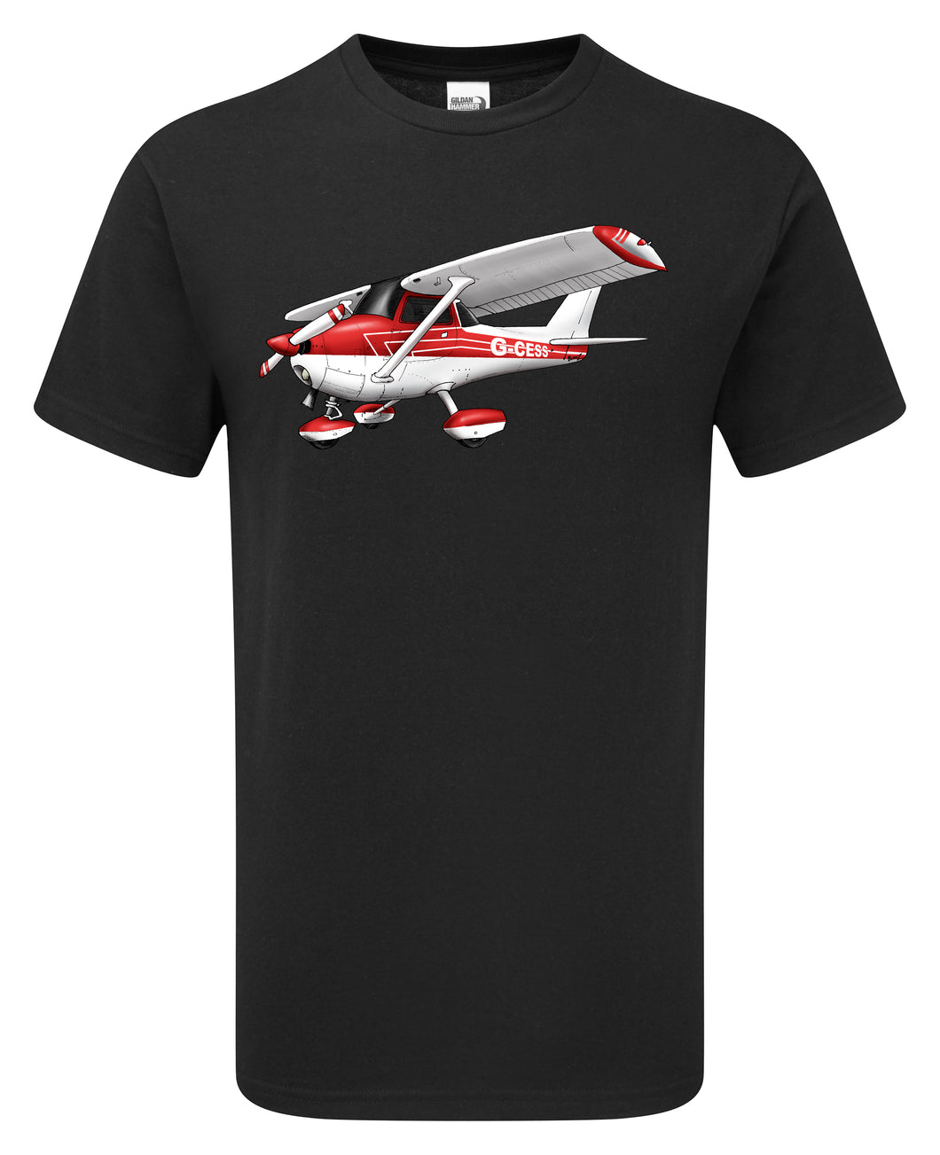 Cessna Cartoon T-Shirt