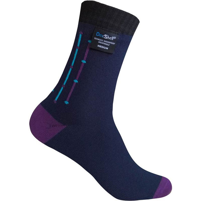 Dexshell Ultra Flex Waterproof Breathable Socks Navy