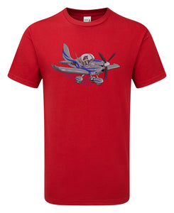 Eurostar EV97 Captain Cool T-Shirt