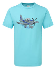 Load image into Gallery viewer, Eurostar EV97 Captain Cool T-Shirt