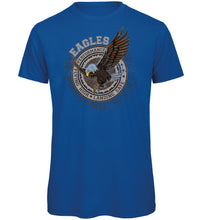 Load image into Gallery viewer, Eagle Landing Organic T-Shirt - Scattee