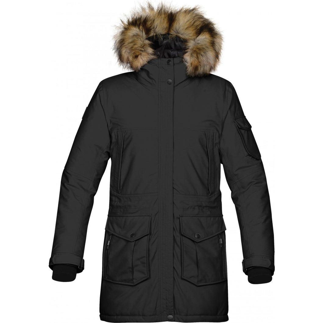 EPK-2 Expedition Thermal Jacket Faux Fur - Scattee
