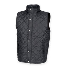 Load image into Gallery viewer, Diamond Quilted Gilet - Scattee
