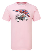 Load image into Gallery viewer, Flexwing Microlight Cartoon T-Shirt - Scattee