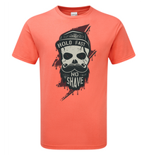 Load image into Gallery viewer, Lightning Skull Beard T-Shirt - Scattee