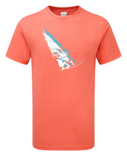 Load image into Gallery viewer, Wind Surf Art T-Shirt