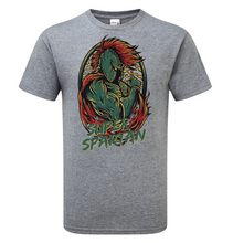 Load image into Gallery viewer, Muscle Spartan T-Shirt