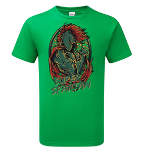 Muscle Spartan T-Shirt