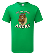 Load image into Gallery viewer, Buster Bulldog Angry T Shirt - Scattee