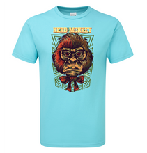 Load image into Gallery viewer, Nerd Monkey T Shirt