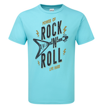 Load image into Gallery viewer, Rock N Roll Guitar T-Shirt