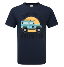 Load image into Gallery viewer, Land Rover Surfer T-Shirt