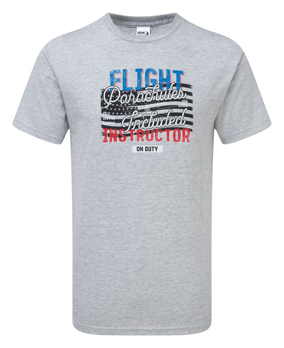 Flight Instructor T-Shirt - Scattee