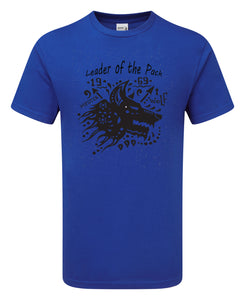 Leader of the pack Wolf T-Shirt