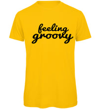 Load image into Gallery viewer, Feeling Groovy Organic T-Shirt - Scattee