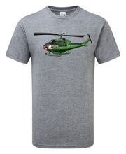 Load image into Gallery viewer, Huey Helicopter Cartoon T-Shirt - Scattee