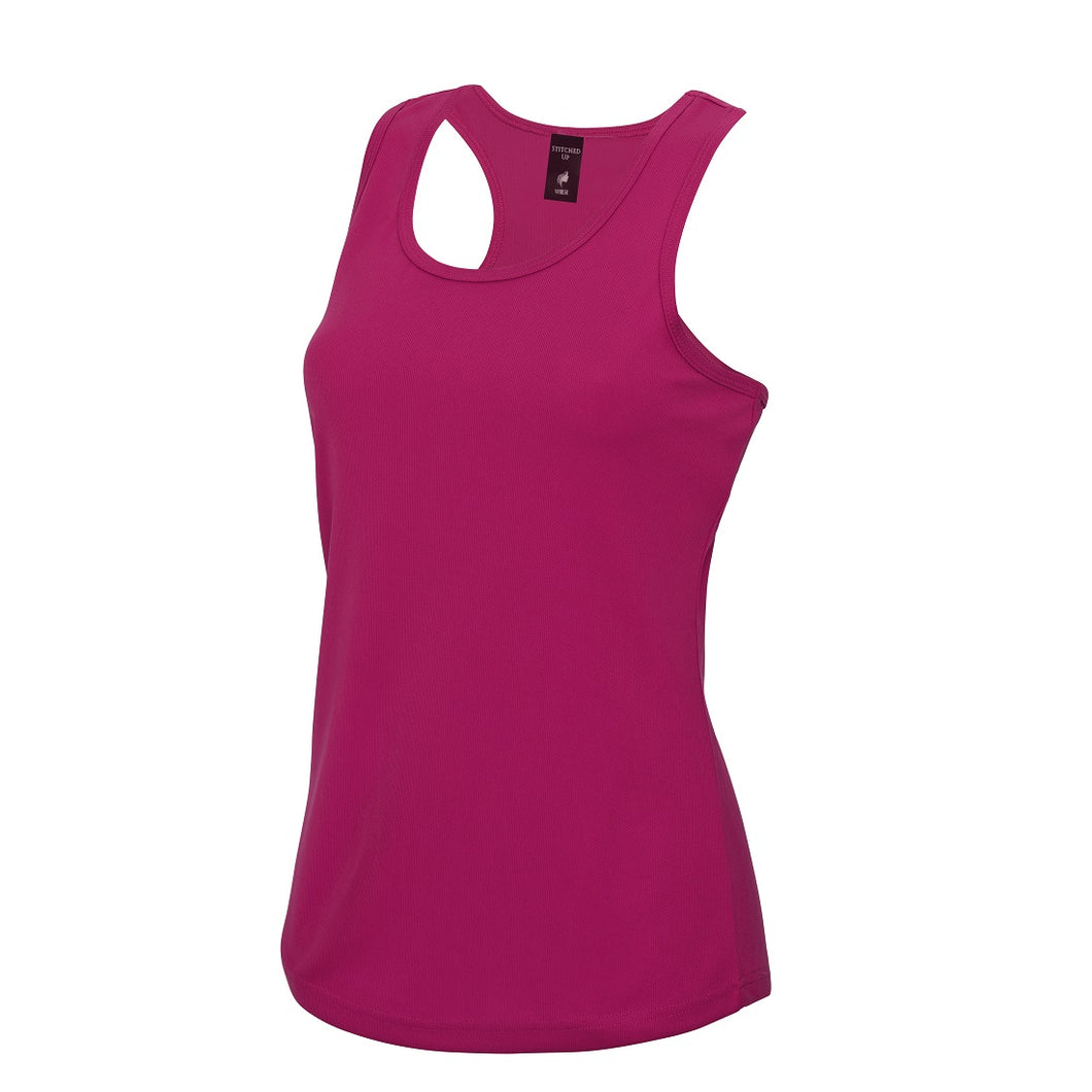 Classic Racer Back Gym Top - Scattee