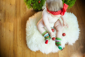 Mismatched Recycled Cotton Childrens Socks Humbug