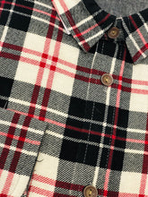Load image into Gallery viewer, Ernst- Long Sleeve Check Shirt Red/Black - Scattee
