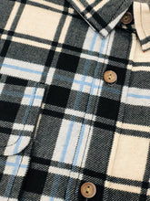 Load image into Gallery viewer, Ernst- Long Sleeve Check Shirt Blue/Black - Scattee