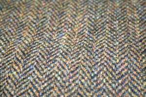 Harris Tweed Cap Brown