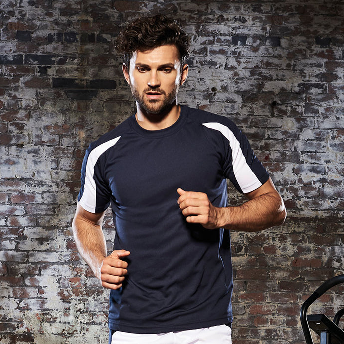 Contrast Gym T-Shirt