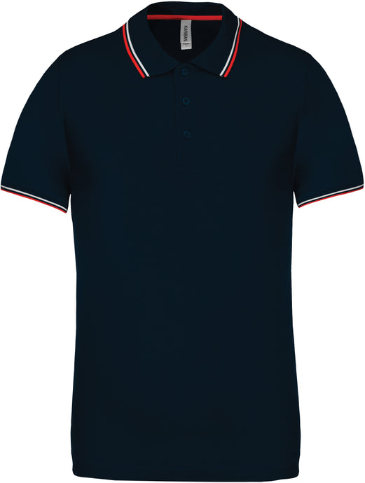 Kariban Short sleeve polo shirt Navy Blue