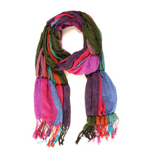 Load image into Gallery viewer, Jenna Patch Pasiley Scarves - Scattee