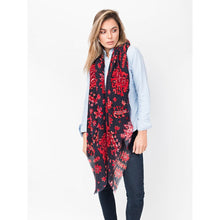Load image into Gallery viewer, Lara Floral Scarf - Scattee