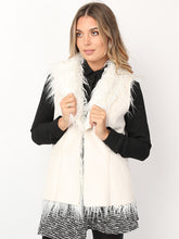 Load image into Gallery viewer, Moscow Gilet White