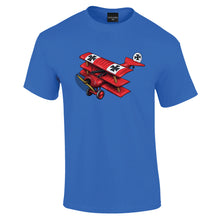 Load image into Gallery viewer, Bloody Red Baron T-Shirt