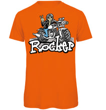 Load image into Gallery viewer, Biker Rocker T-Shirt - Scattee