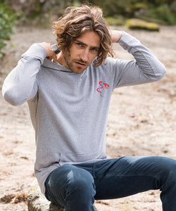 Environmentally Friendly Embroidered Hoodie by Stitched Up Sports