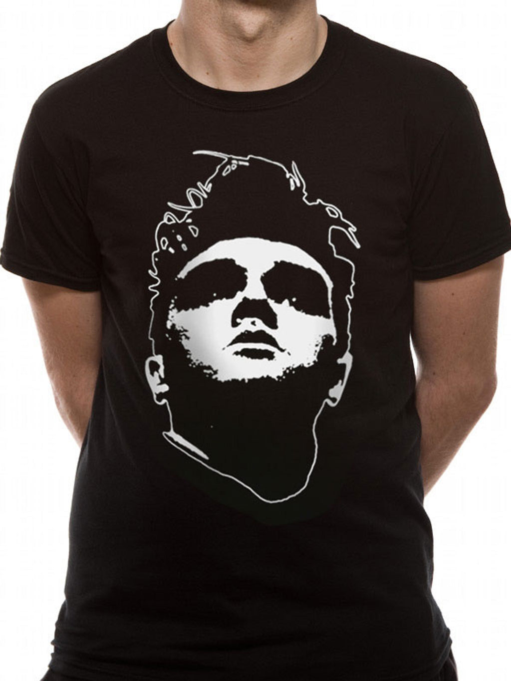Morrissey Head T-Shirt - Scattee