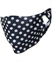 Load image into Gallery viewer, Polka Dot Face Mask Pack of 3