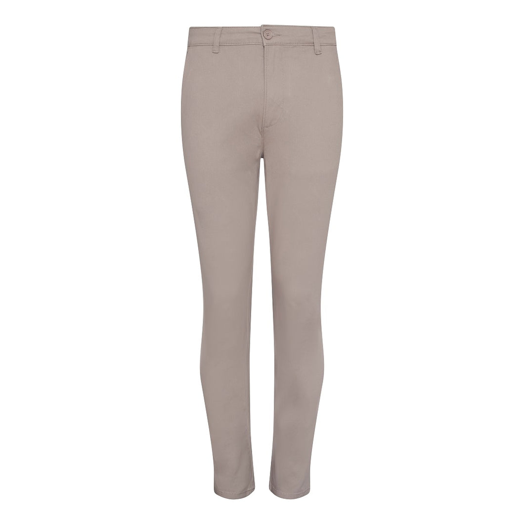Slim Fit Chinos Stone - Scattee