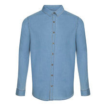 Load image into Gallery viewer, Jack Denim Shirt Light Blue - Scattee