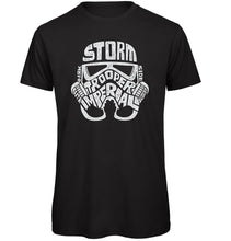 Load image into Gallery viewer, Storm Trooper word-play T-Shirt