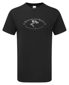 Stitched Up Sports Official T-Shirt - Scattee