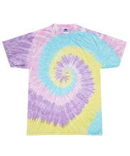 Load image into Gallery viewer, Classic Tie Dye T-Shirt Jellybean