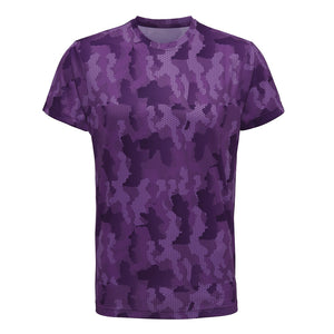 Camo performance T-Shirt Vimto - Scattee