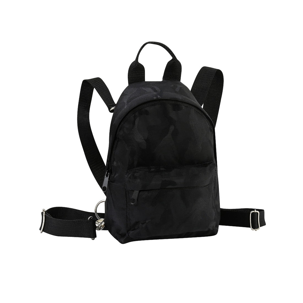 Camo Mini Backpack - Scattee
