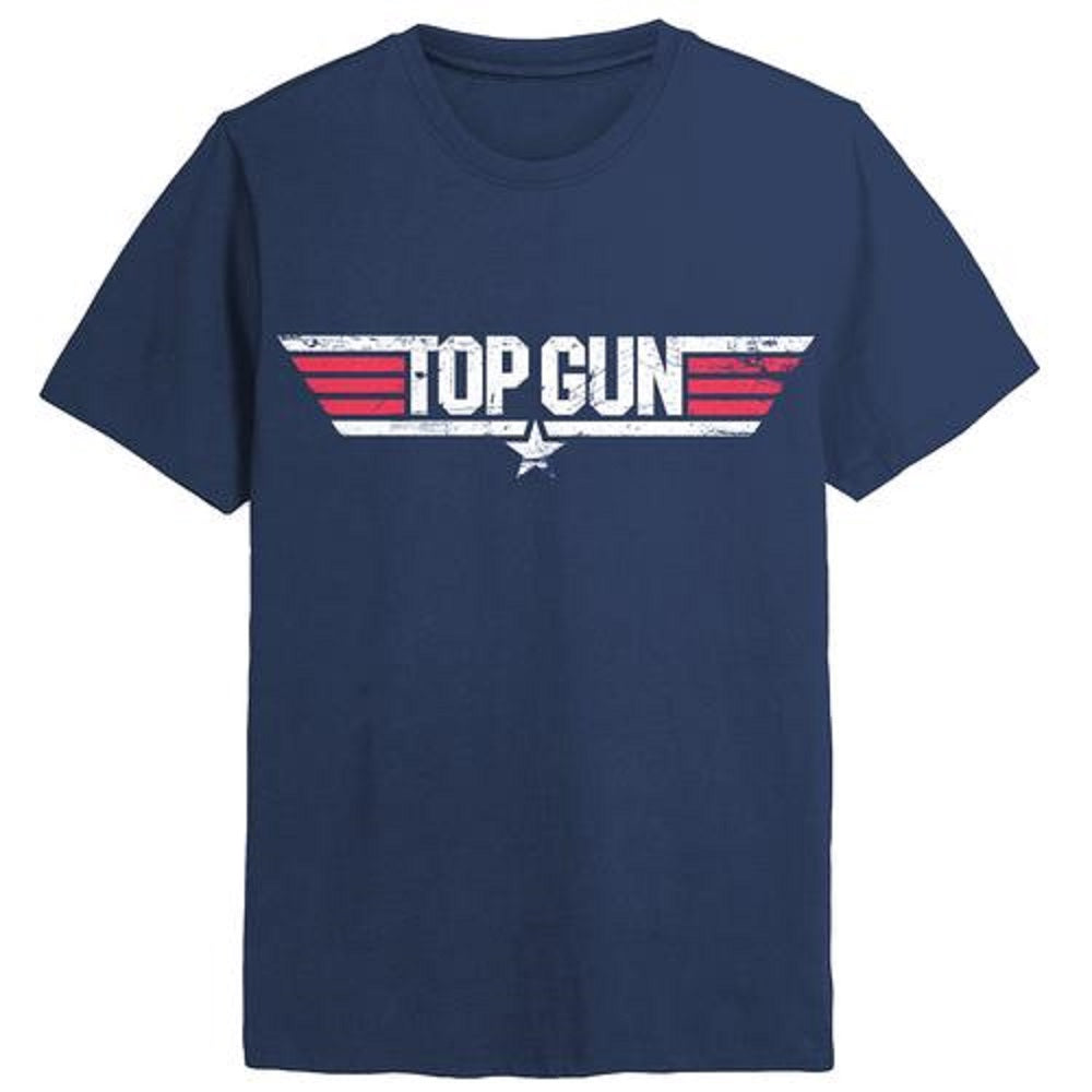 Top Gun Official Logo T-Shirt - Scattee