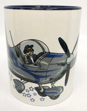 Load image into Gallery viewer, Eurostar EV97 Captain Cool Mug Limited Edition Blue