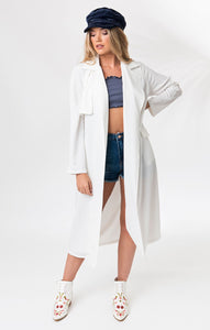 Carolina Duster Coat