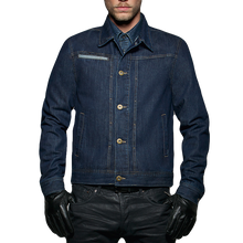 Load image into Gallery viewer, Iconic Denim Jacket - Scattee