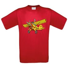 Load image into Gallery viewer, Yak-12 Cartoon T-Shirt