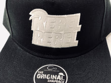 Load image into Gallery viewer, David Bowie Rebel Rebel Snapback Cap genuine Trademark product