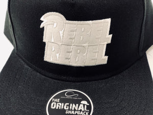 David Bowie Rebel Rebel Snapback Cap genuine Trademark product